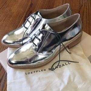 Loeffler Randall - silver Joanna oxford